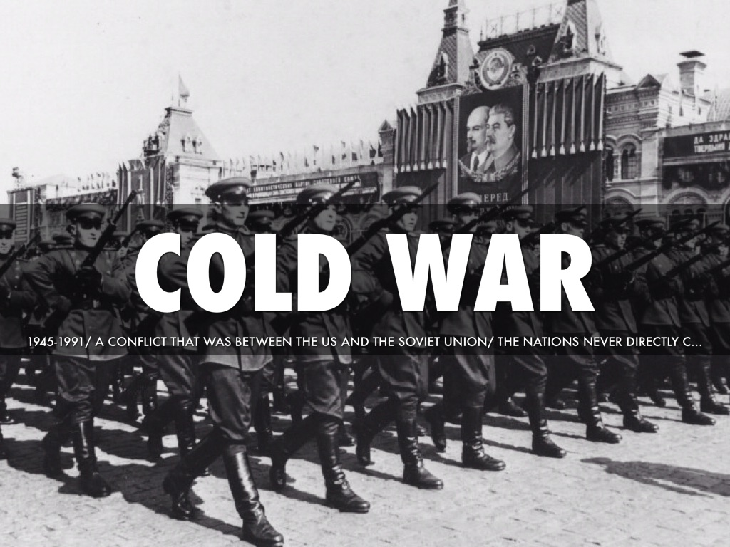 Cold War By Xavier Gore