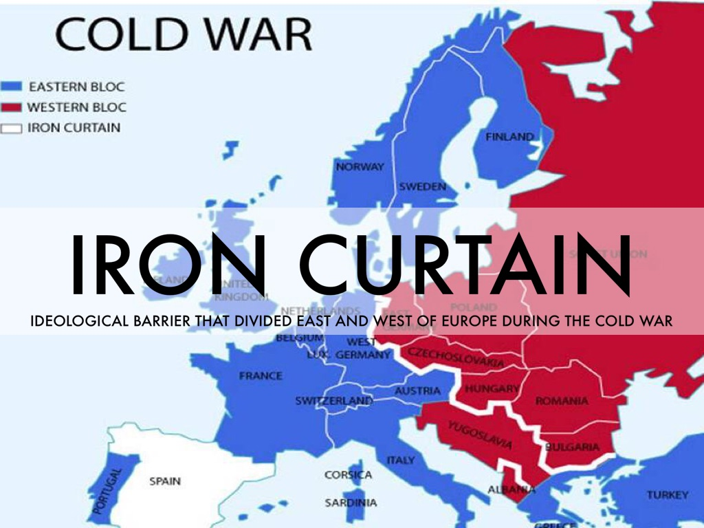 Lovely Define The Concept Iron Curtain In Context Of Cold War Europe