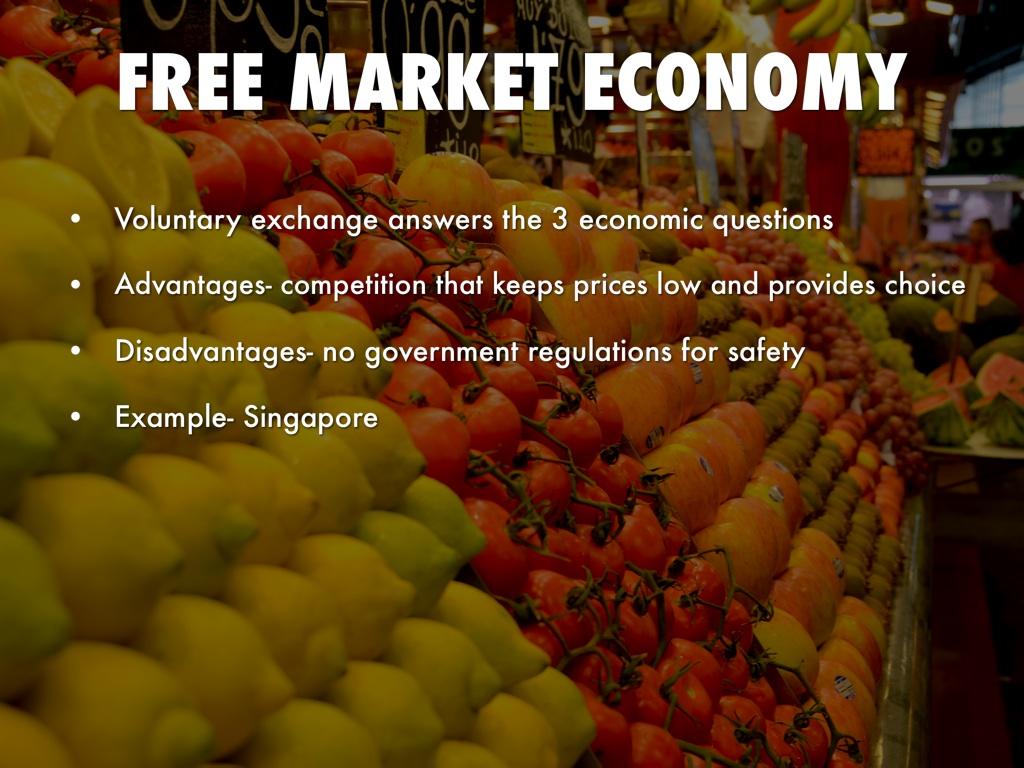Economic Systems By Sara Serfass