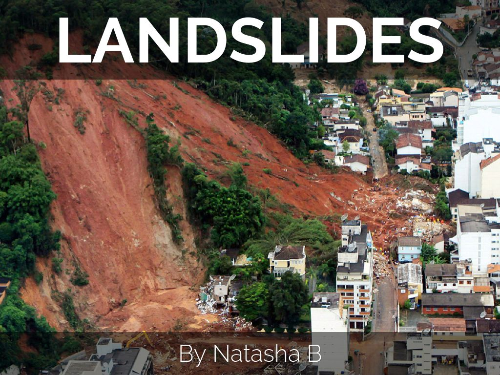 Fall Powerpoint Wallpaper Landslides By Na Y