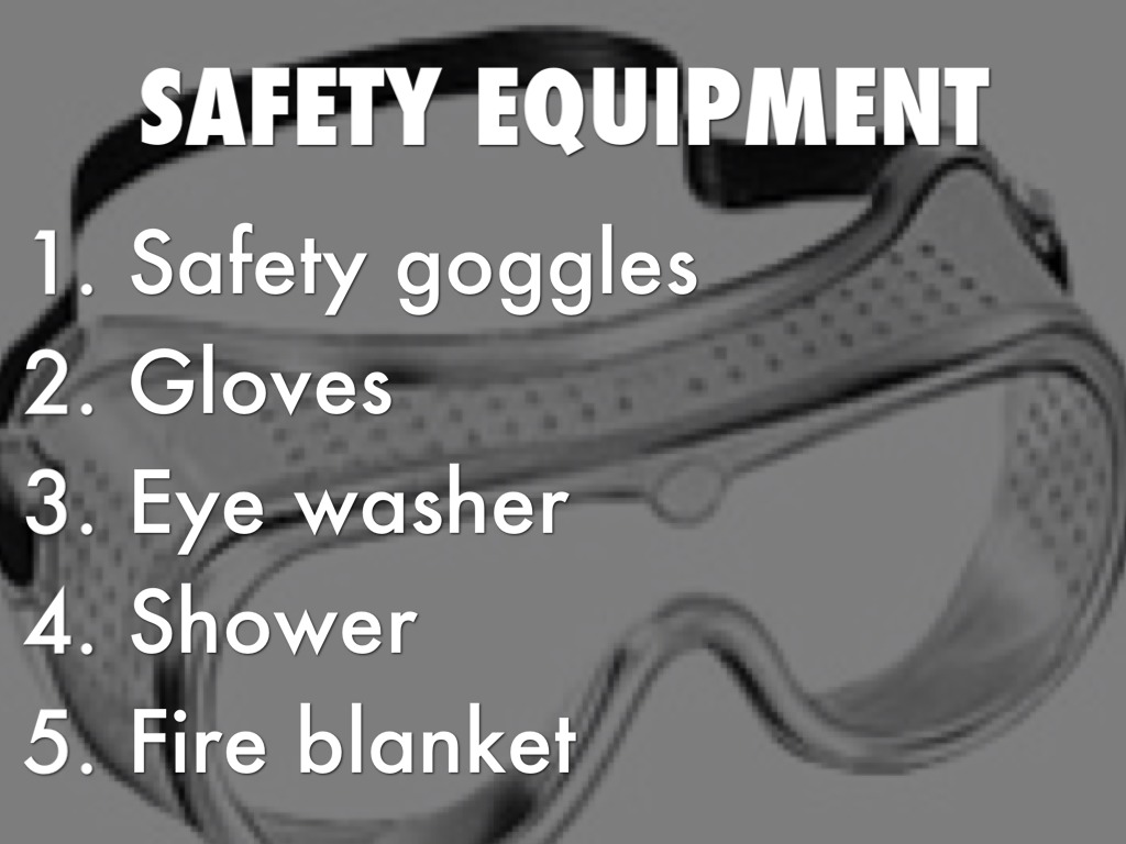 Science Safety Gear Pictures To Pin