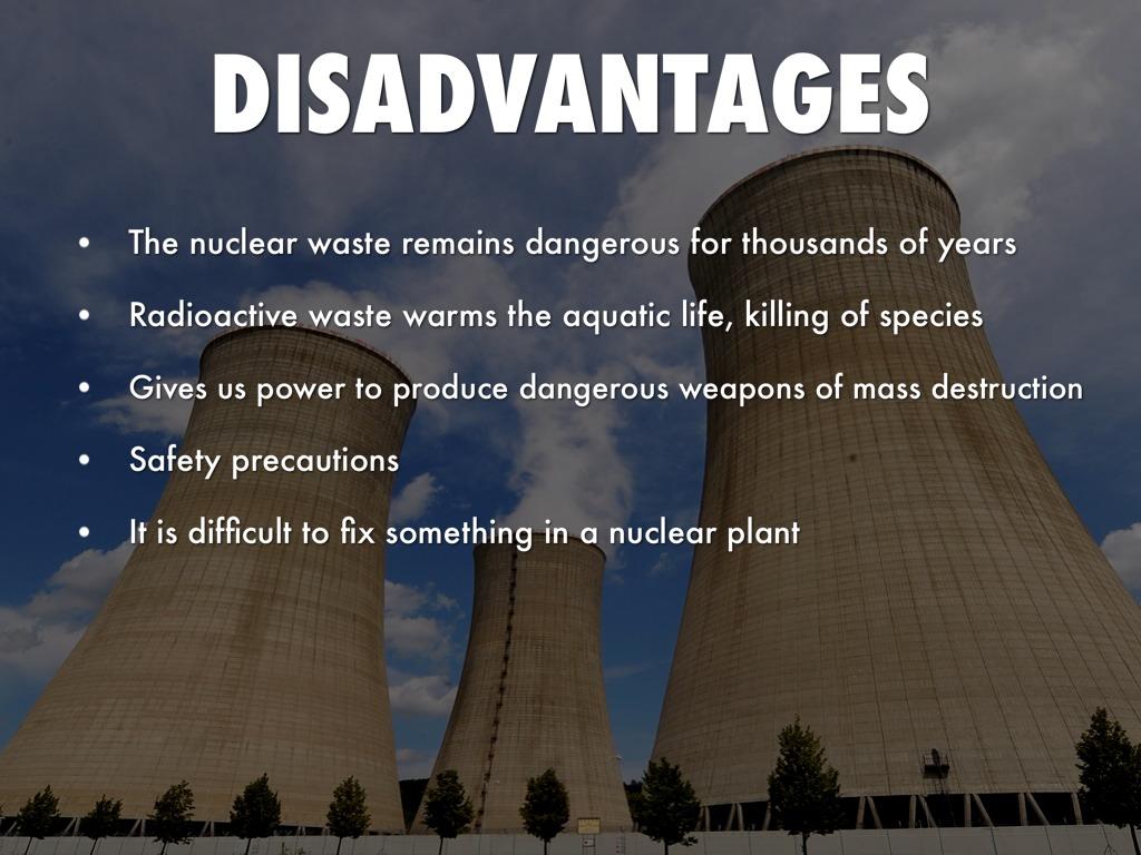 The Positives Of Nuclear Energy