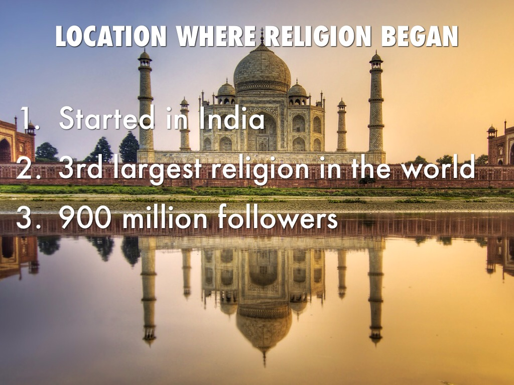 Major Religions In World History By Amber Nitkowski
