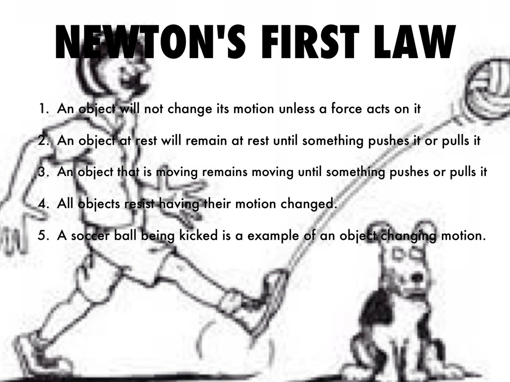 Newton's Laws Project by Michael Singletary