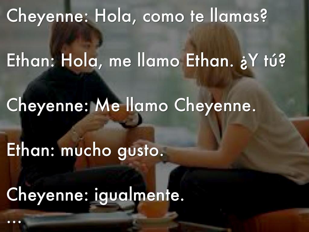 Y Tu Como Te Llamas In English