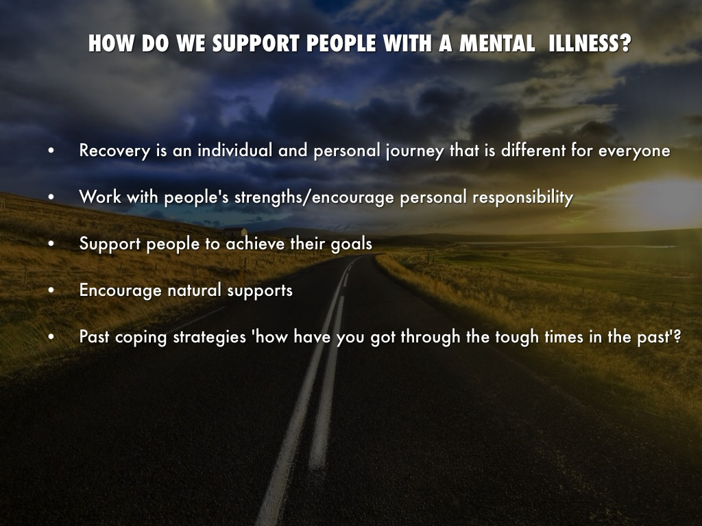 Mental Health Support Worker Role By Donette Griffin