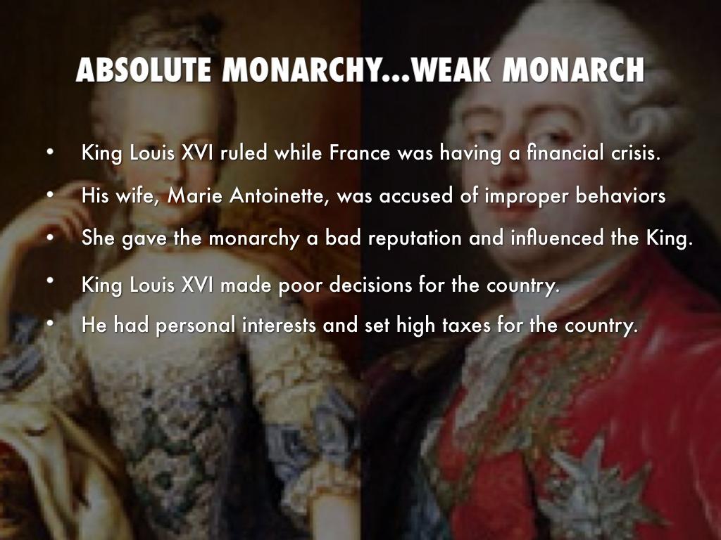 French Revolution Why By Anastasia Alexandrova