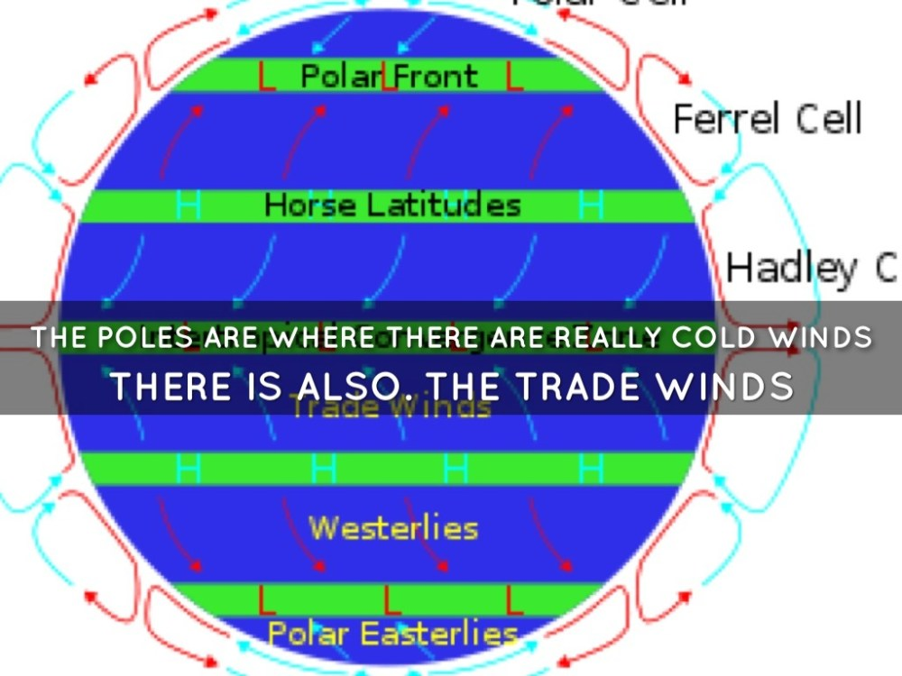 medium resolution of the polar easterlies