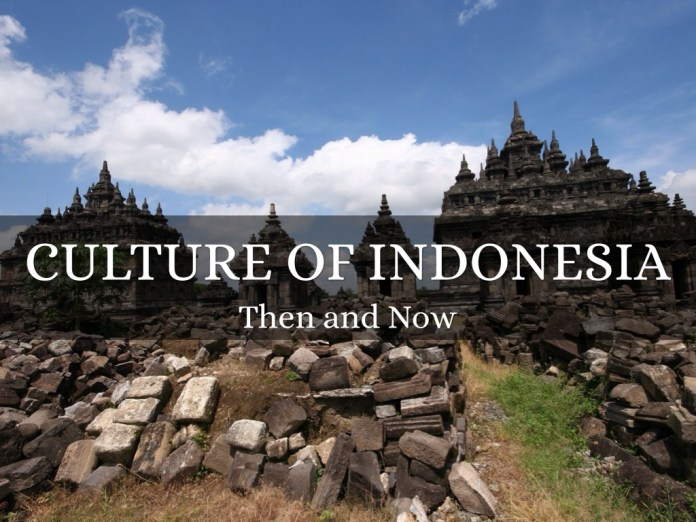 Indonesian Culture By Sean Wang