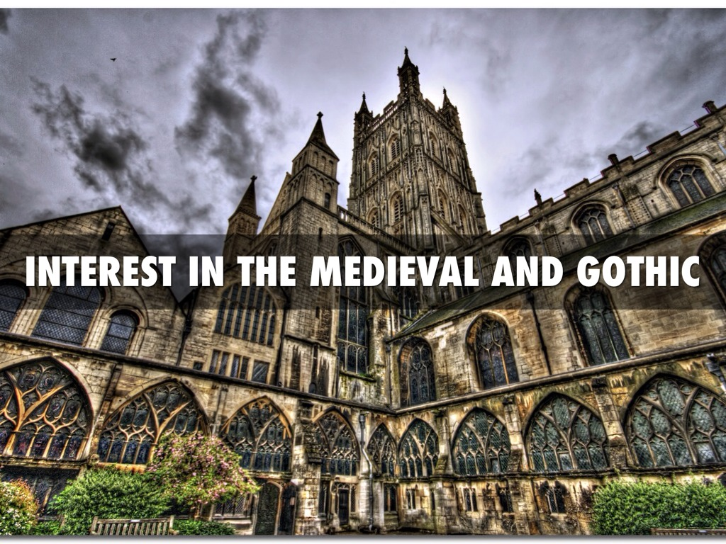 Gothic Literature Essay Prompt