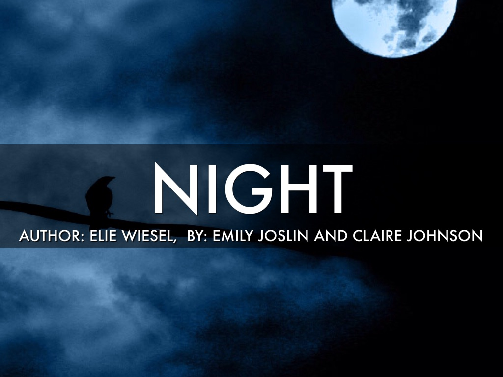 Night By Emily Joslin