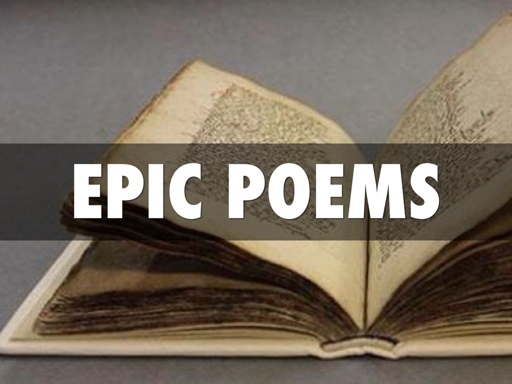 Epic heroepic poems by Hope Fabiano
