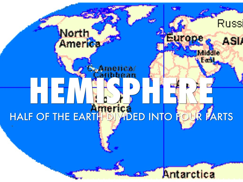 Western Hemisphere Assignment By Grace Le