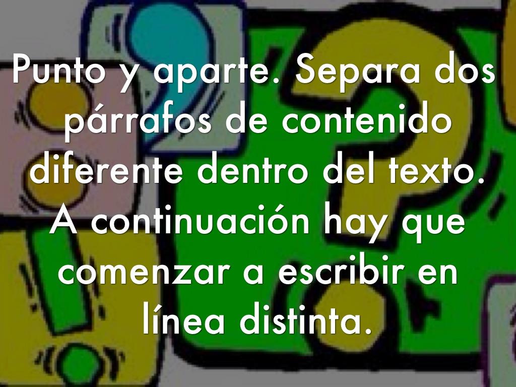 Signos De Puntuacion By Eury Gomez
