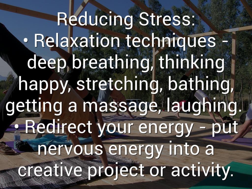Health Stress By Rebensteiner