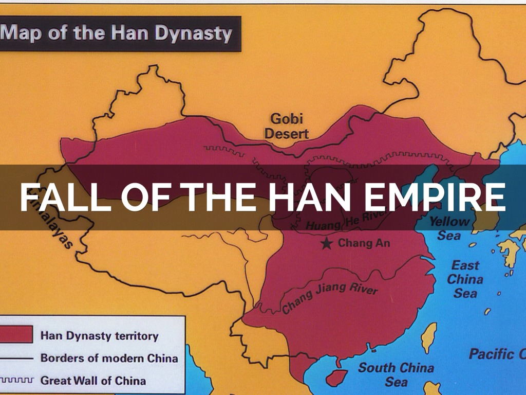 Fall Of Han Empire By Laura Taylor