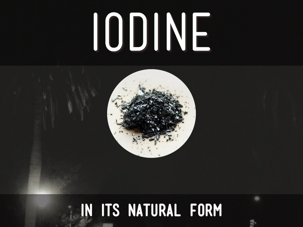 Diagram Of Germs Iodine By Jecal Hatathlie