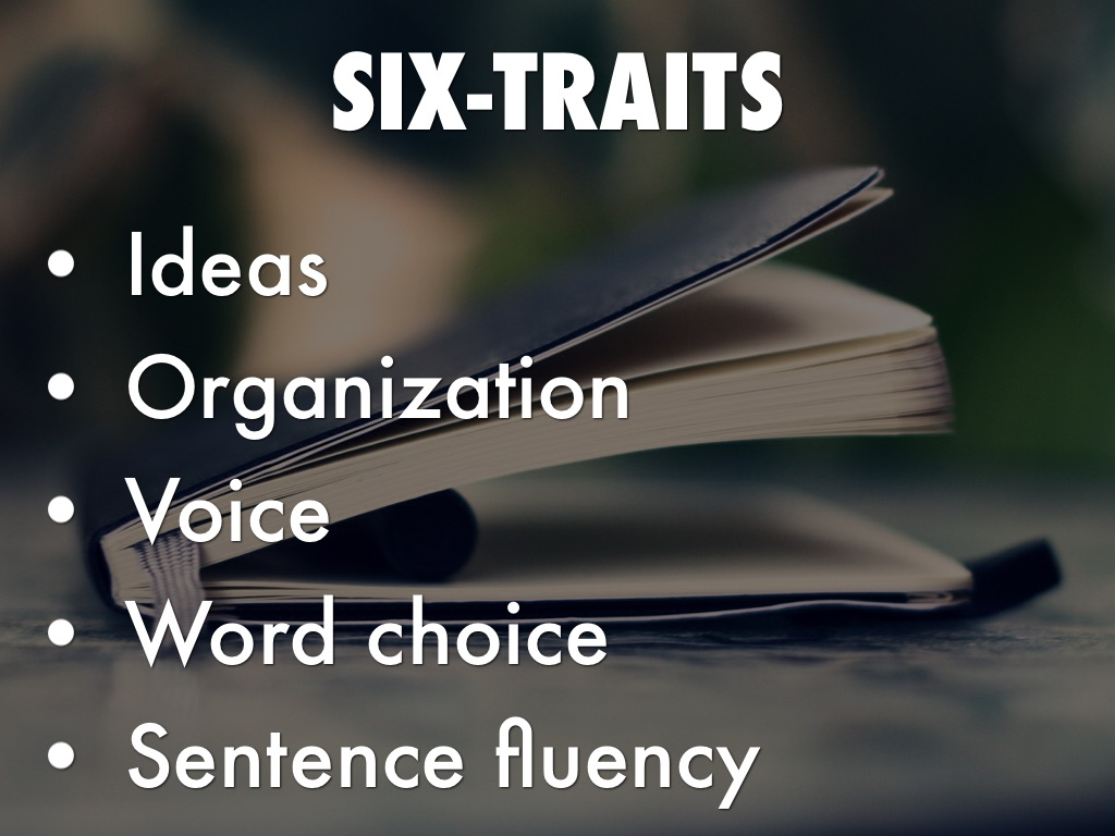 Six Traits By Kane Fiala