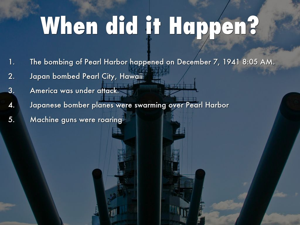 I Survived The Bombing Of Pearl Harbor By Lisa Ferriola
