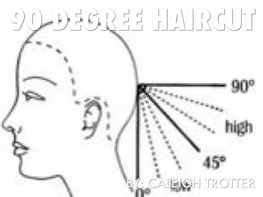 90 Degree Haircut