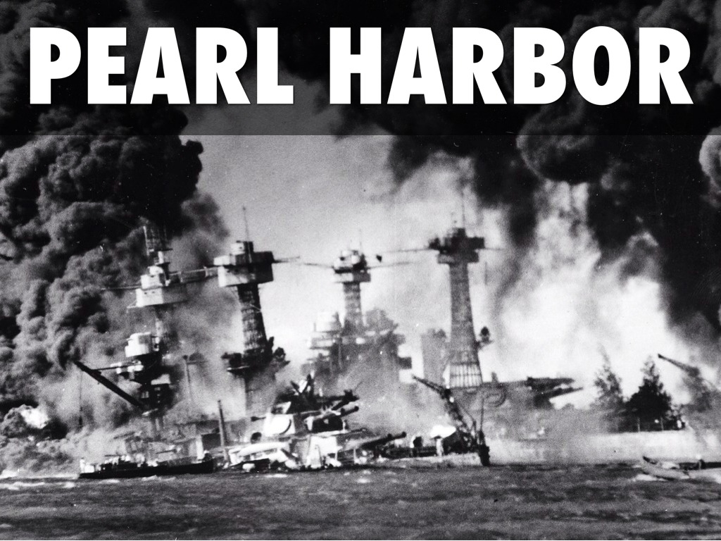 Pearl Harbor By Bmroot