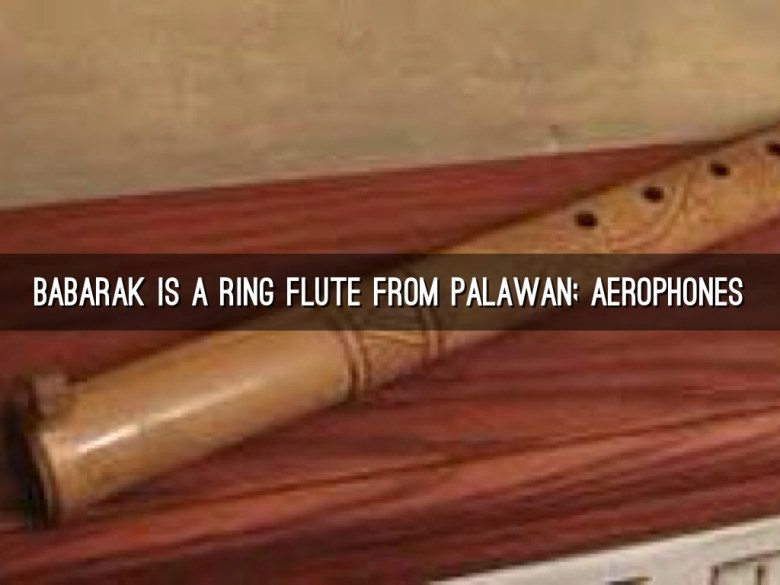 musical instrument of mindoro custom paper service