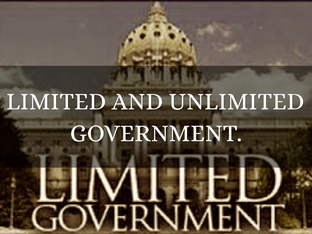 Unlimited And Limited Government Vocabulary Part 2 by