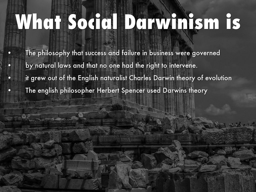 30 Top For Social Darwinism Theory Herbert Spencer