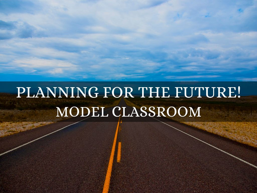 Planning for the Future by Helen Maddox