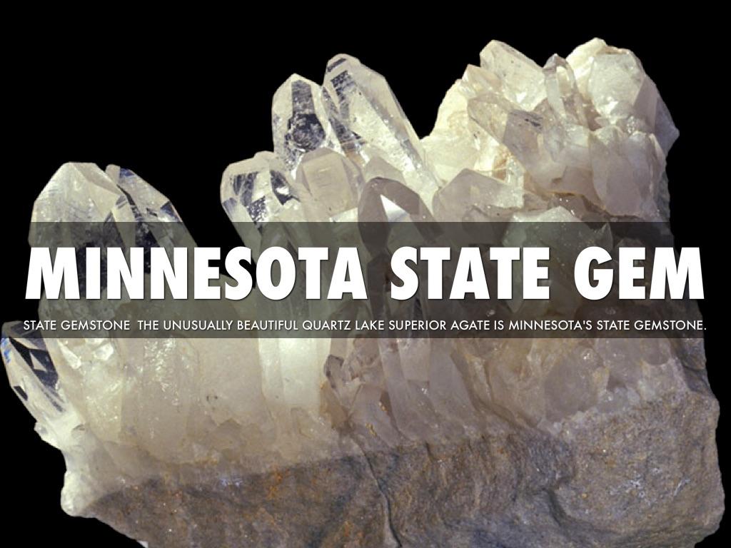 Minnesota State Symbols By Austin Hesse