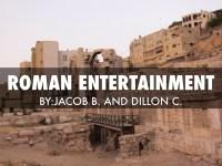 Copy of Roman Entertainment by Jacob Baughman