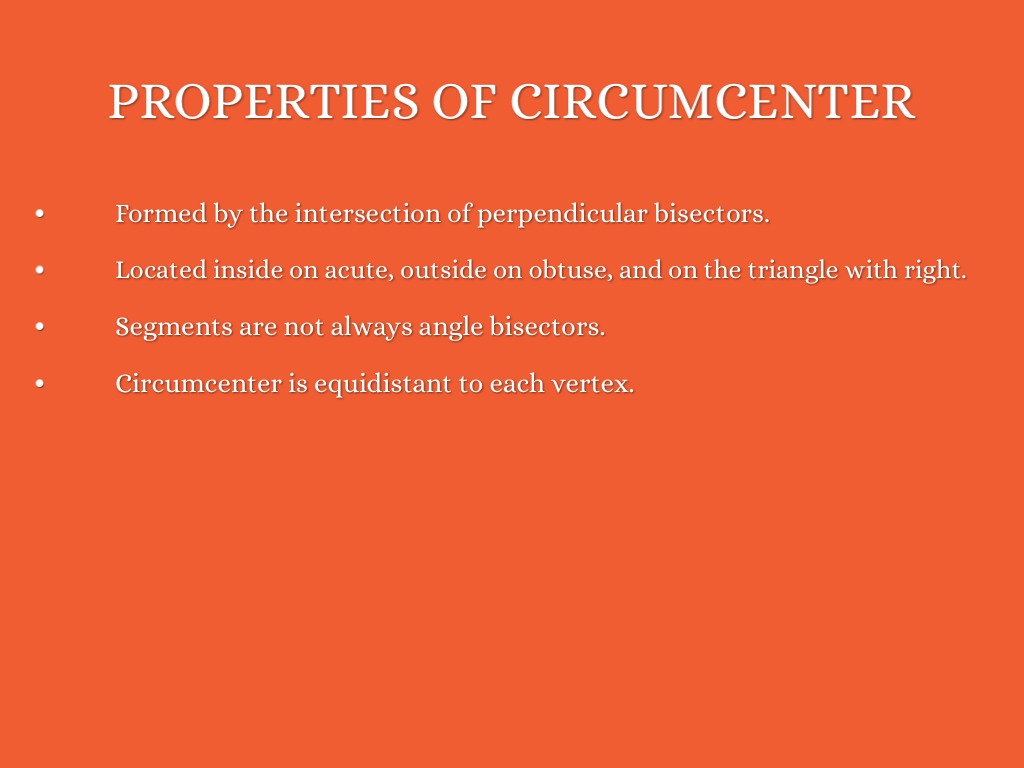 Points Of Concurrency By Christian Chavez