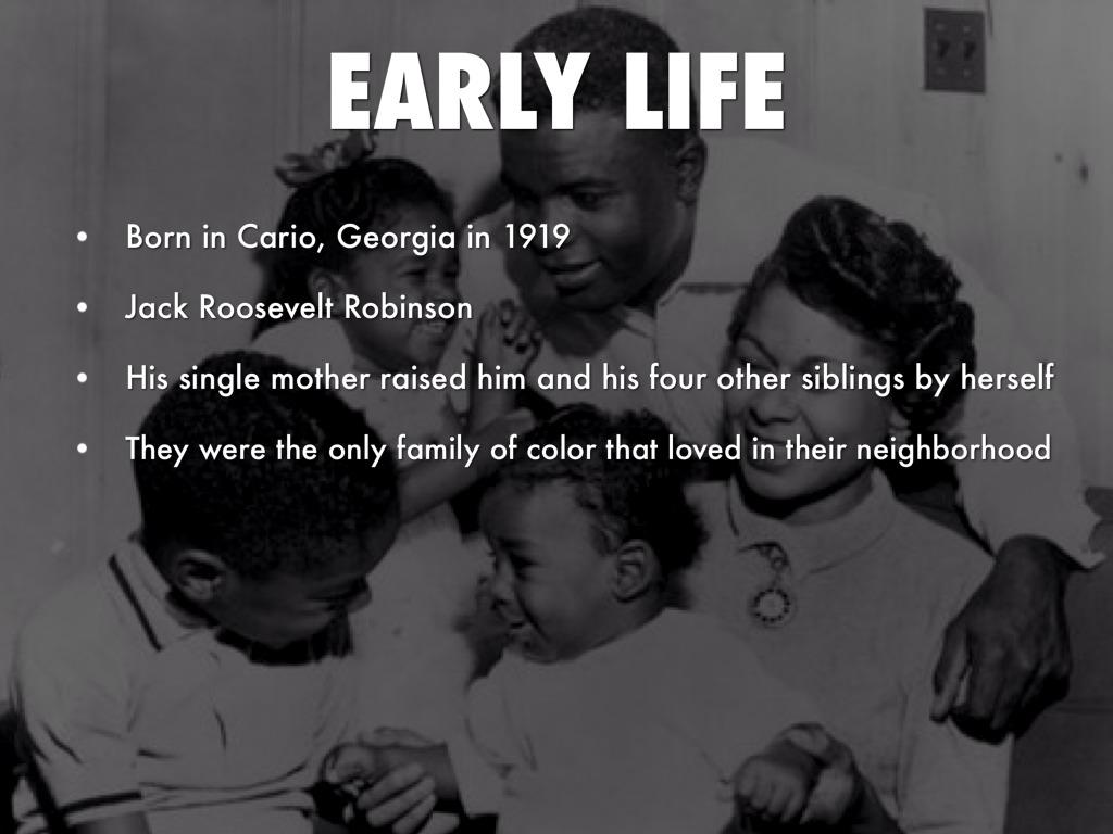 Jackie Robinson By Zach