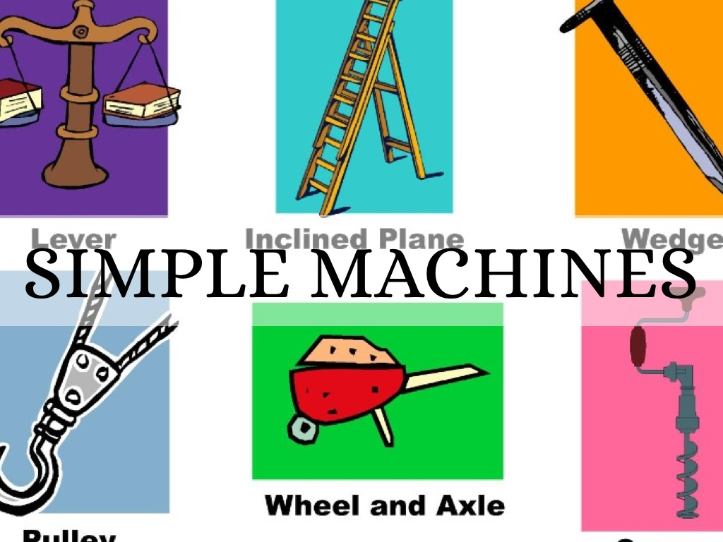 Simple Machines By Lea Mucci