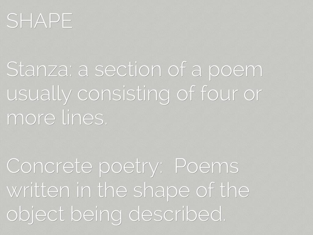 4th Grade Poetry Unit by Kim Mooney