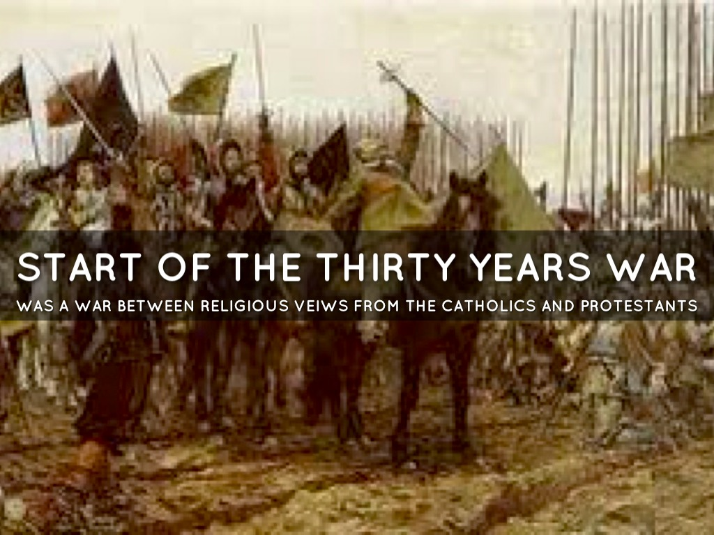 Thirty Years War By Mike Shelton