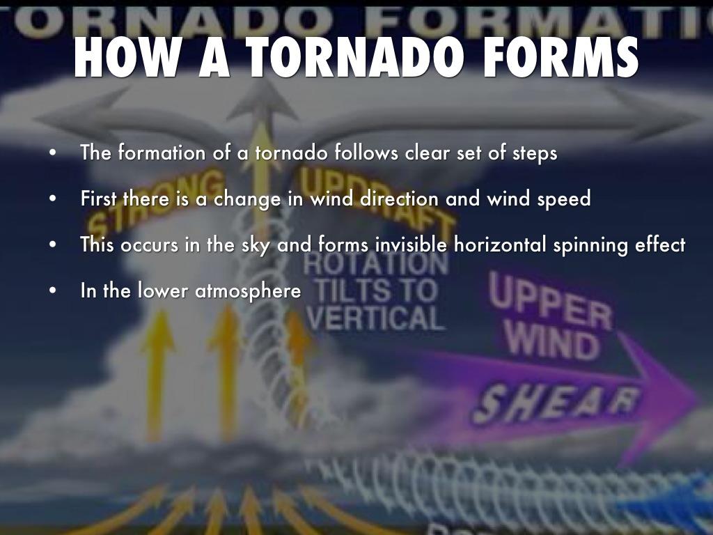 Tornado By Zach Poelaert