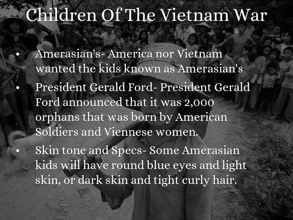 Vietnam War Presentation By Jacquez Williams