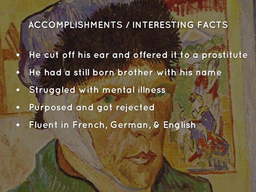 Vincent Van Gogh By Alexa Maddox
