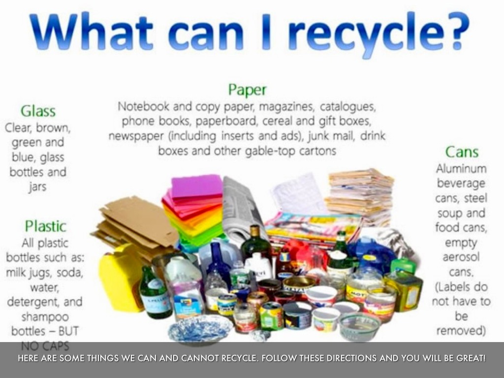 Recycling By Ana Geronimo