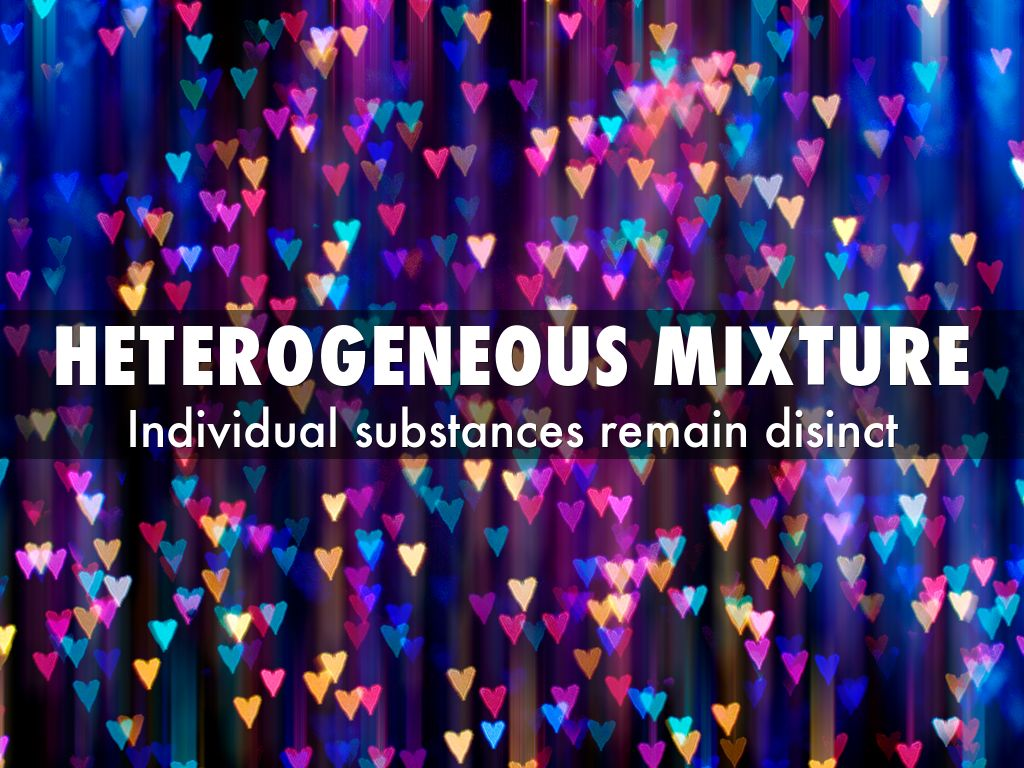 Homogeneous Mixture By Startair