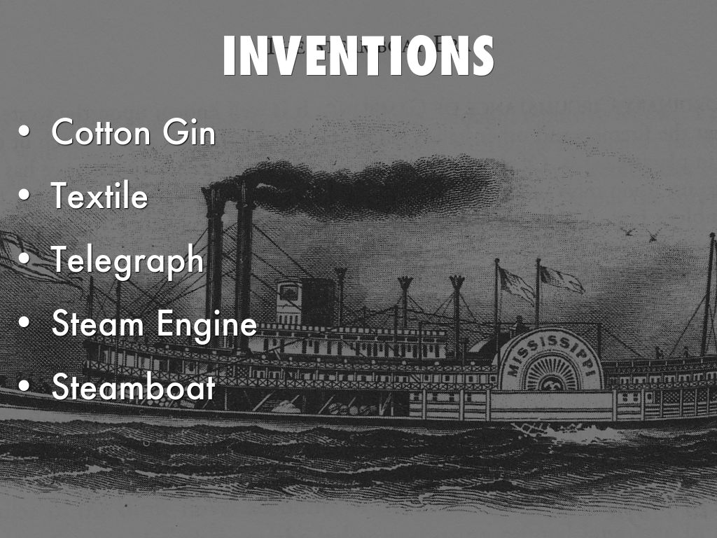 The Industrial Revolution By Arw