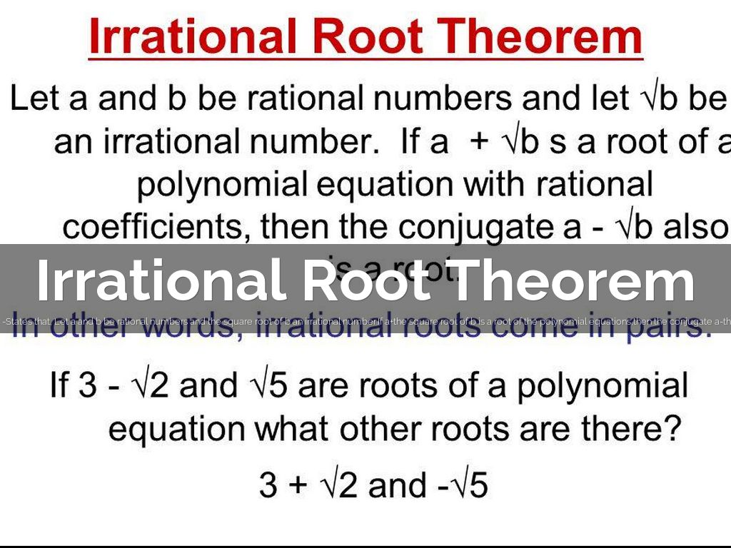 What Are The Roots Of Following Polynomial Equation