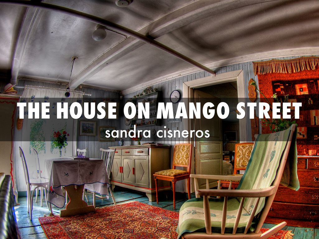 the house on mango street by aaguerrero07