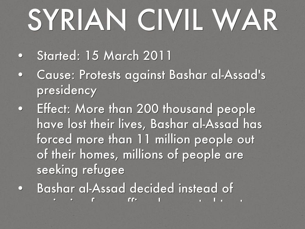 Bashar Al Assad By Aiyannaxd
