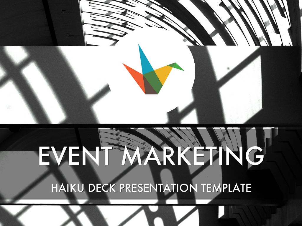Event Marketing Presentation Template By Reusable