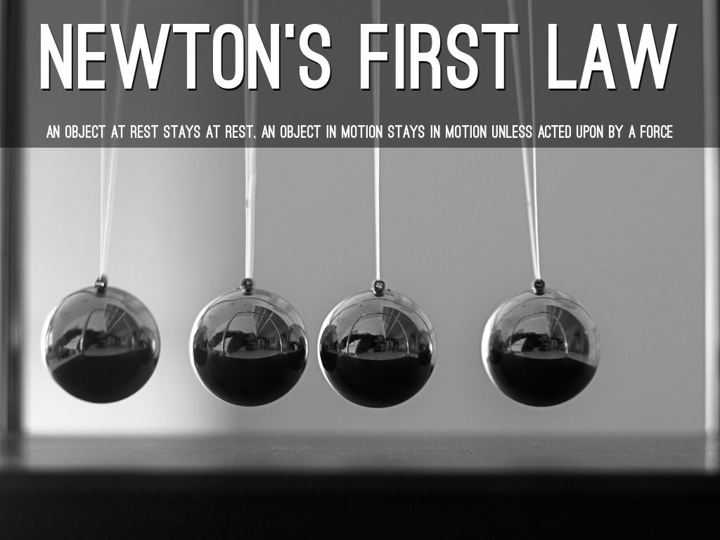 Newton S Laws Of Motion By Marybeth Mineo