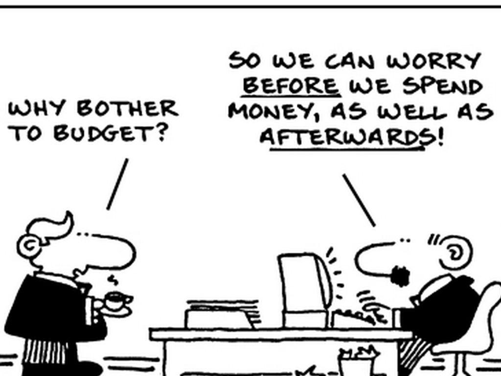 Budgetary Planning by johanna.larosa