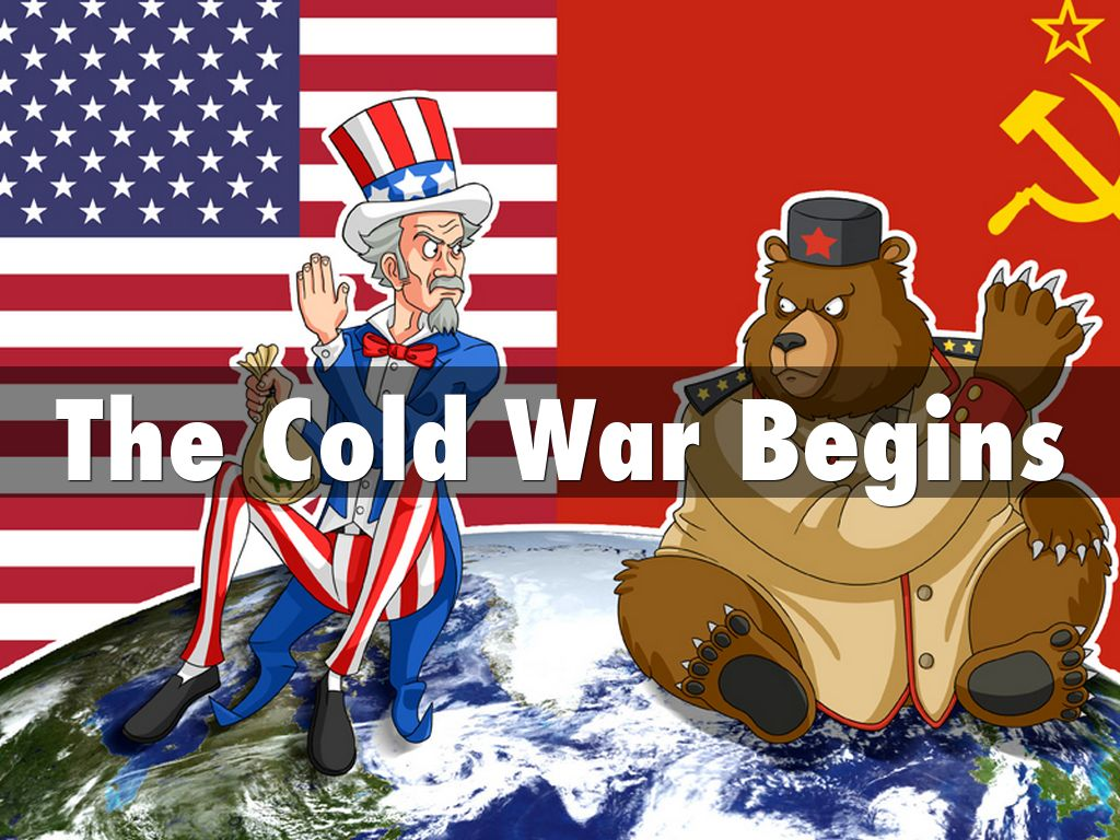 The Cold War Begins By Mrs Mccumber