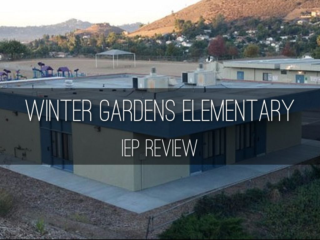 Iep Review By Ruthiecarrillo
